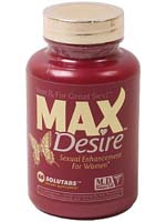 Max Desire Sexual Enhancement For Women
