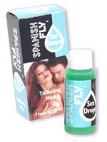 Spanish Fly Titillating Mint Sex Drops
