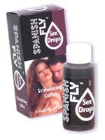 Spanish Fly Stimulating Coffee Sex Drops