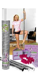 Peekaboo Pole Dancing Kit ~ PDB006