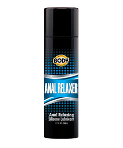 Body Action Anal Relaxer