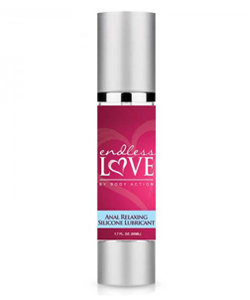 Endless Love Anal Relaxing Silicione Lubricant