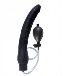 Ram 12-Inch Inflatable Dong Black