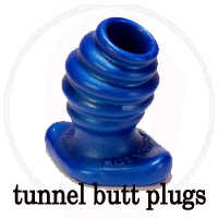 Tunnel Butt Plugs