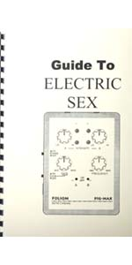Folsom Guide To Electric Sex ~ XR-FE102