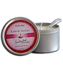 Earth Angel Suntouched Massage Candle