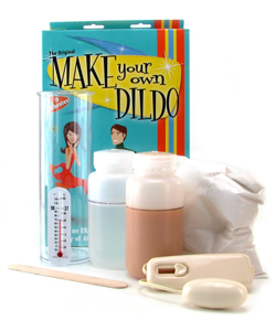 dildo maker kit