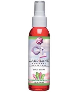 Candiland Watermelon Sensuals Body Spray