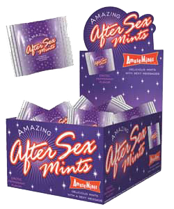 Amazing After Sex Mints Case