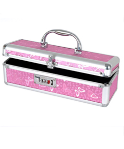 Lockable Vibe Case Small Pink