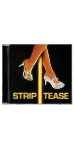 Strip Tease Pole Dancing CD