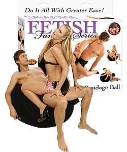 Inflatable sex furniture bondage