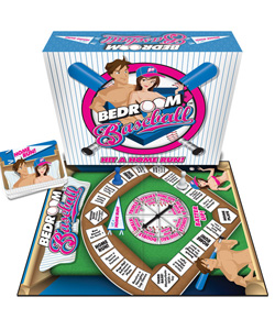 Bedroom Baseball Board Game[EL-6062]